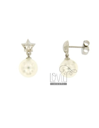 STELLINA Earrings WHITE...