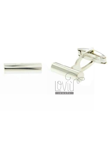 TWINS SQUARE CYLINDER MM 18x5 SILVER TIT 925 ‰
