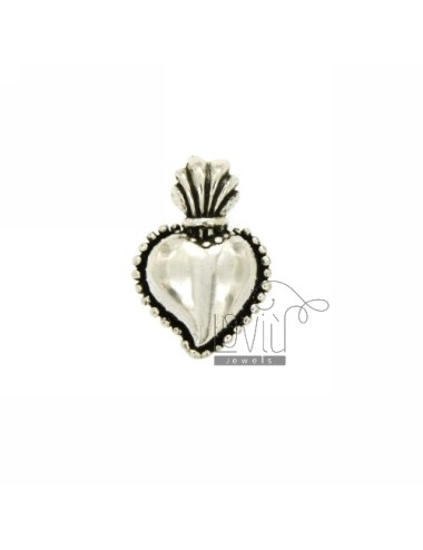 PENDANT HEART EX VOTE MM...