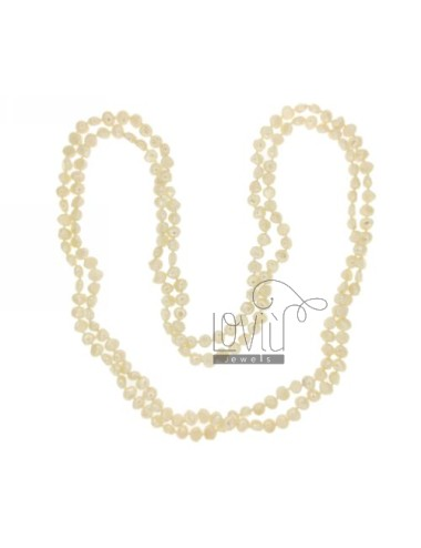 Pearls lace scaramazze...