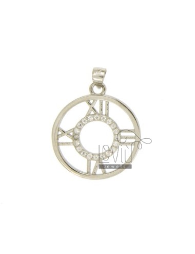 PENDANT WATCH MM 22X19 WITH...