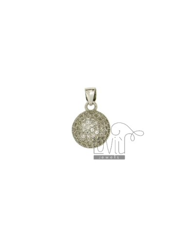 PENDANT SPHERE MM 9 WITH...