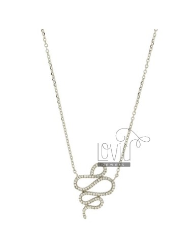 CHAIN CABLE 45 CM WITH...