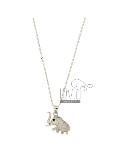 Chain.Kabel mit Elefant...