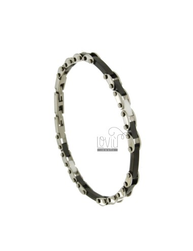 Alternate steel bracelet...