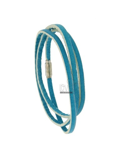 Bracelet around in colored...
