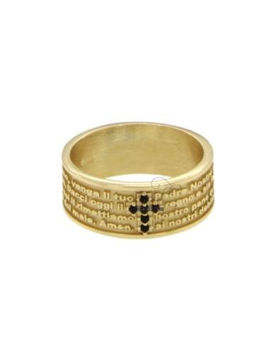 La venda del anillo 7,5 mm...