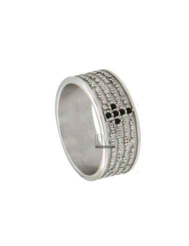 Band ring 7,5 mm mit...