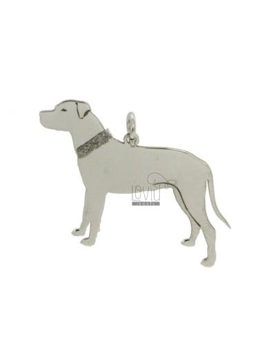 PENDANT DOG DOGO ARGENTINO...