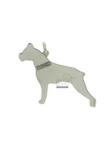 BOXER DOG CHARM MM 32x30...