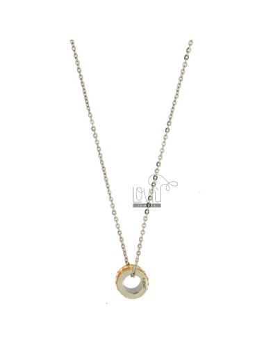 Pendant bolt in steel with...