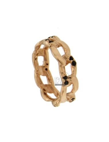 Curb Kette Ring...