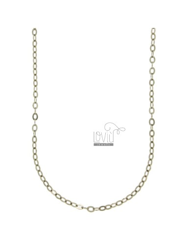CHAIN OVAL STEEL MM3 CM 80