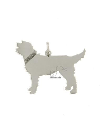 PENDANT DOG LABRADOR DOODLE...