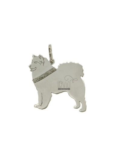 PENDANT DOG Samoyed MM...