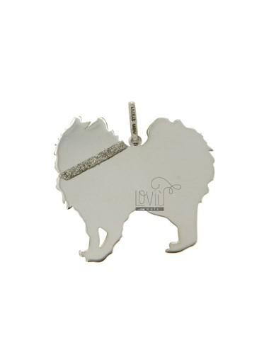 PENDANT DOG Pomeranian...