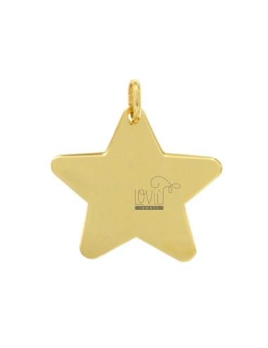 CHARM STAR MM 30X30 Silber...