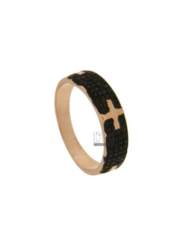 RING TIE WITH CROSS IN...