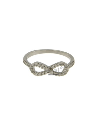 RING INFINITY Silber...