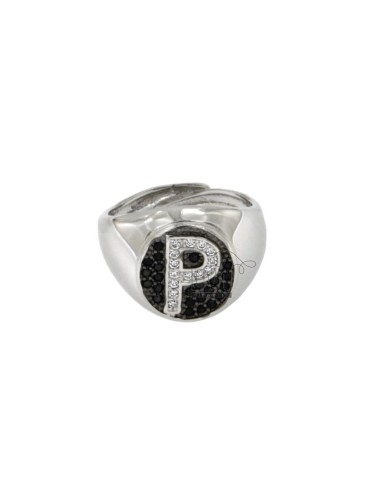 13x11 MM OVAL RING WITH...