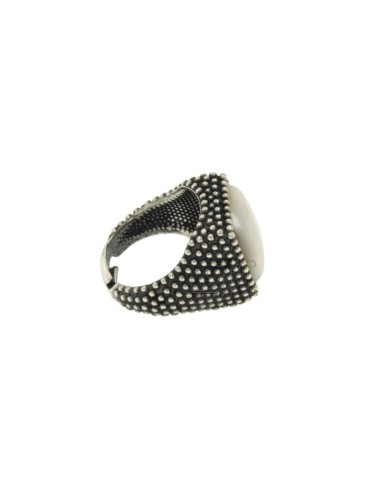 13x13 mm square ring mit...