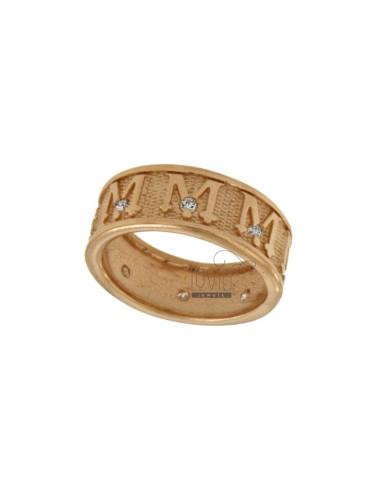 Sacred band ring mm 8...