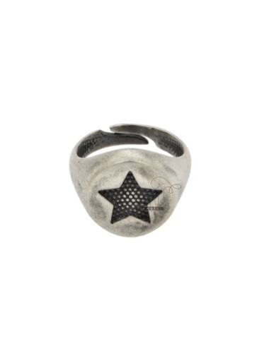 Ring 13 mm stainless steel...