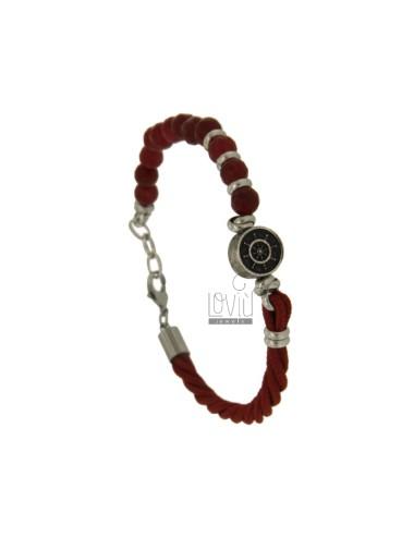 Bruno stainless steel bracelet