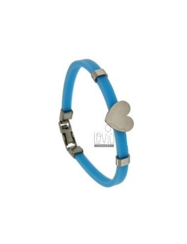 Bracelet in tucker and...