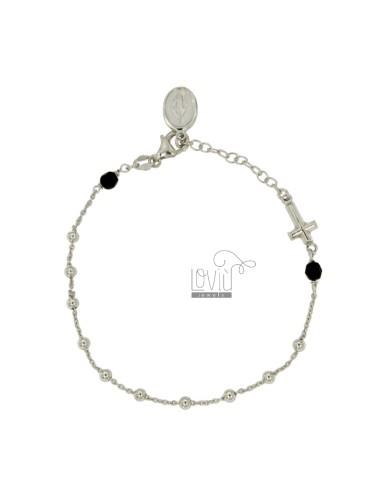 Bracelet rosary kabel und...