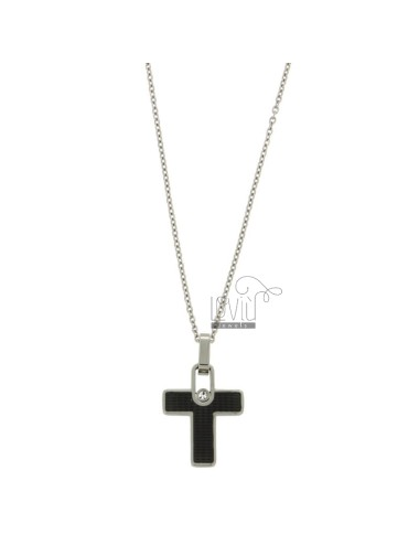 Chain cable 50 cm and cross...
