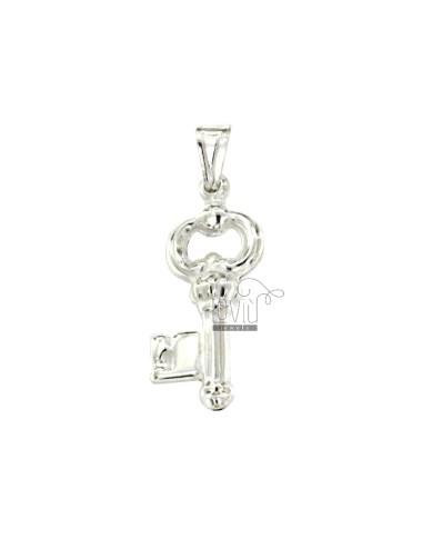 Charm key acoplado mm 28x11...