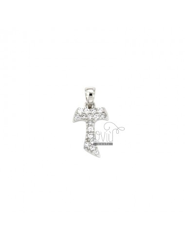 CROSS PENDANT TAO MM 15X10...