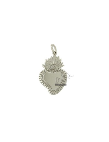 SACRED HEART PENDANT MM...