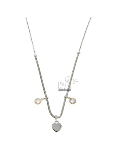 NECKLACE MOUSE TAIL WITH...