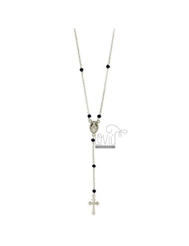 Collar del rosario con rolo...
