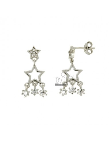 EARRINGS WITH STARS MM...