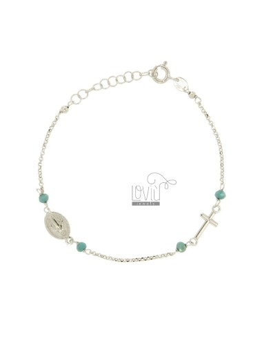 Bracelet rosary rolo 'und...