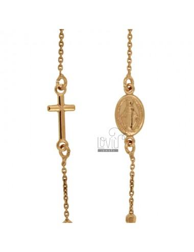 Collar del rosario CON UNA...