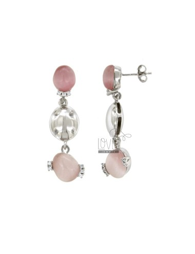 PENDENT EARRINGS WITH 3...