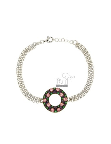 3 ROLLE ROLLE ARMBAND MIT...