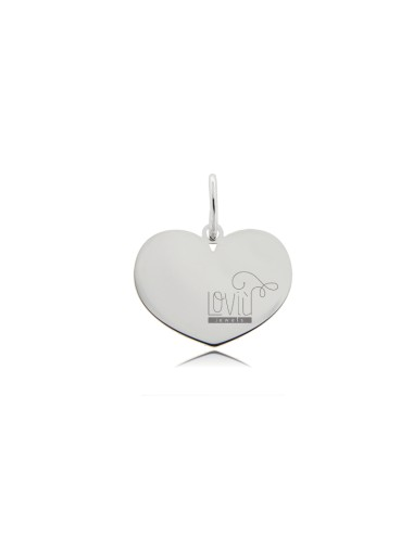 HEART PENDANT 16X20 MM...