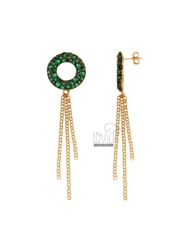 PENDENT EARRINGS WITH...