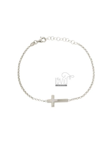 ROLLE ARMBAND MIT SILBER...