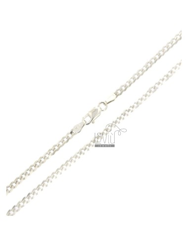 CURTAIN CHAIN MM 2,8 CM 60 IN SILVER 925 ‰