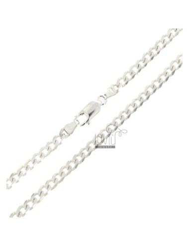 CURTAIN CHAIN MM 4,5 CM 60 IN SILVER 925 ‰