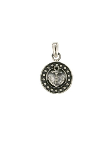 Pendant 14 mm round with...