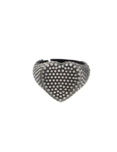 Ring from mignolo heart...
