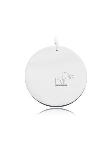 Round pendant diameter 30...