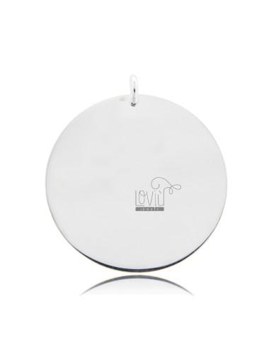 Round pendant diameter 35...